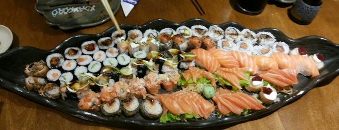 Ydaygorô Sushi Bar is one of Japonês.