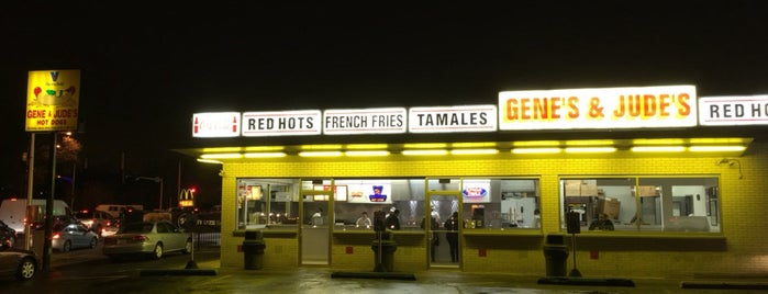 Gene's & Jude's is one of Chicago Eats.
