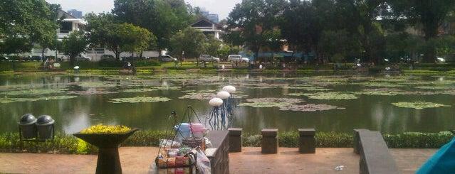 Taman Situ Lembang is one of i've been visited.
