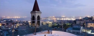 360 İstanbul is one of Istanbul by Kenan and Javairia.