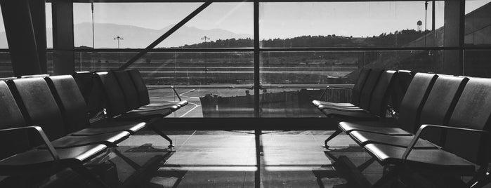 İzmir Adnan Menderes Havalimanı (ADB) is one of Havalimanları.