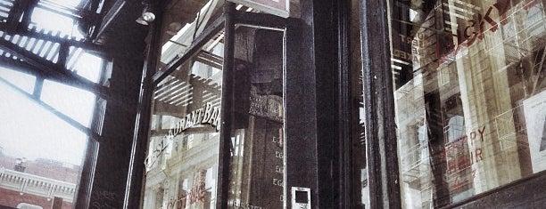 Lucky Strike is one of Wellesley Foodies in NYC.