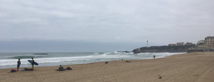 Biarritz is one of 1,000 Places to See Before You Die - Part 2.