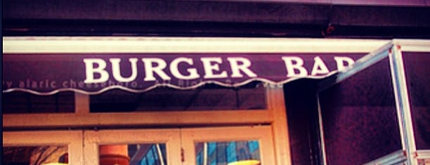 Joy Burger Bar is one of Restaurants.