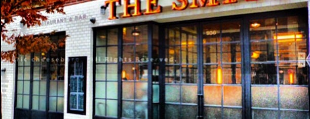 The Smith is one of The 15 Best Places for a Brunch Food in New York City.