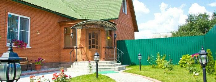 Банкетный зал «Алые паруса» is one of Съедобные места Серпухова.