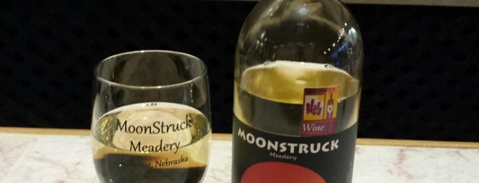 Moonstruck Meadery is one of Pizza!!.
