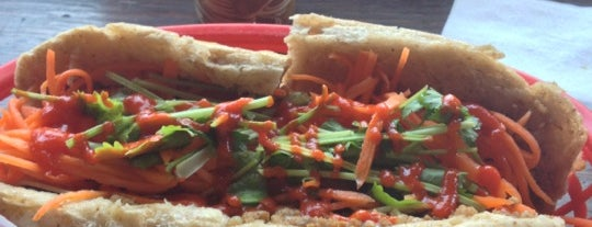 Nicky's Vietnamese Sandwiches is one of Guide to noodles in New York.