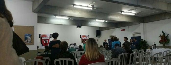 SINPRO - Sindicato dos Professores de Campinas e Região is one of CAMPINAS.