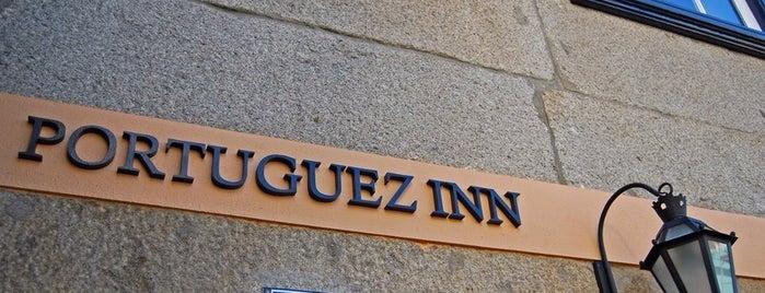 Portuguez Inn is one of Cool Braga.