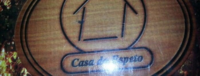 Casa do Espeto is one of Hotspots SP.