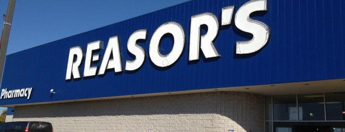 Reasor's is one of Claremore.
