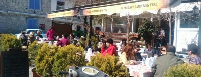 Pazar Cafe Ramo'nun Yeri is one of İzmir 'de Salaş Mekanlar.