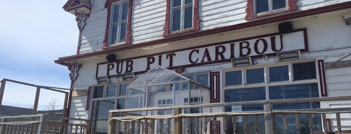 Pub Pit Caribou is one of Microbrasseries Québec.