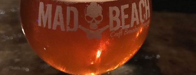 Mad Beach Craft Brewing Company is one of Florida.