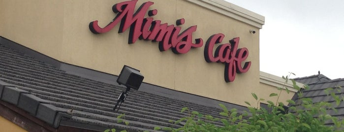 Mimi's Cafe is one of French Restaurants - CMH.