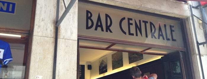 Bar Centrale is one of Coffee to drink in CNW Europe.