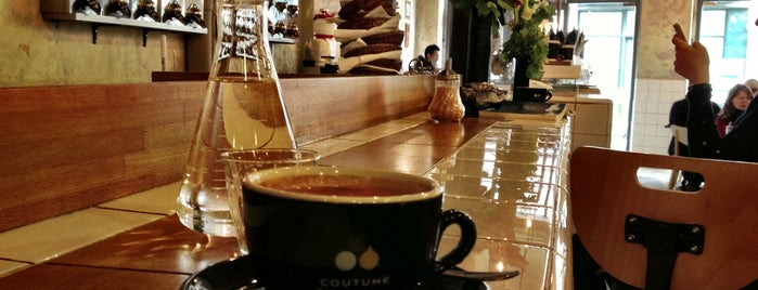Coutume Café is one of Paris // For Foreign Friends.