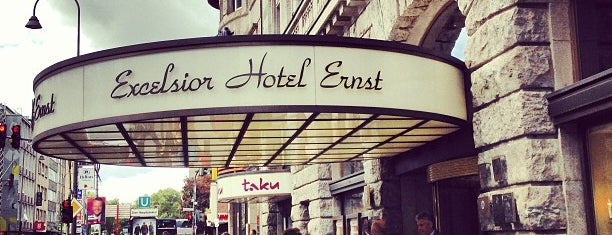 Excelsior Hotel Ernst is one of myhotelshop.