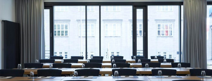 InterCityHotel Hamburg Hauptbahnhof is one of Hotels Deutschland.