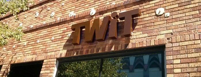 TWiT Brick House Studios is one of Podcast Studios.