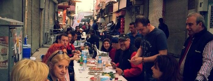Tarihi Büyük Saat Ciğercisi is one of Güney.