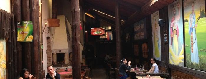 1. Slovak pub is one of Favorite Restaurants.