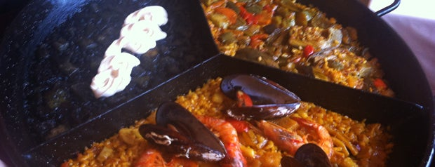 El Palau Vell Restaurant is one of Arroces mediterráneos.