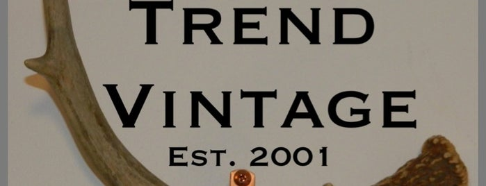 Retro Trend Vintage is one of Shops.