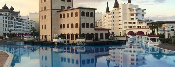 Mardan Palace Kız Kulesi is one of antalya~ alanya~ side~belek.