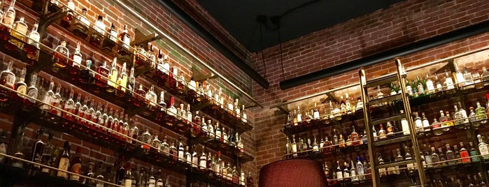 Multnomah Whisk{e}y Library is one of 50 Top Cocktail Bars in the U.S..