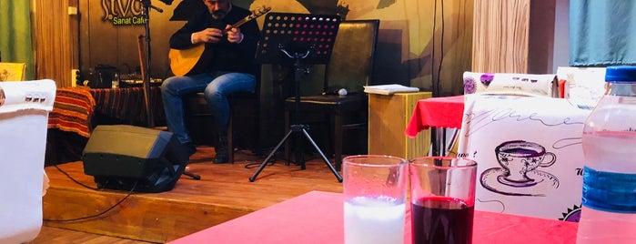 Şiva Sanat Merkezi is one of Adana Gece Hayatı Turgut Özal Mado Yakını.