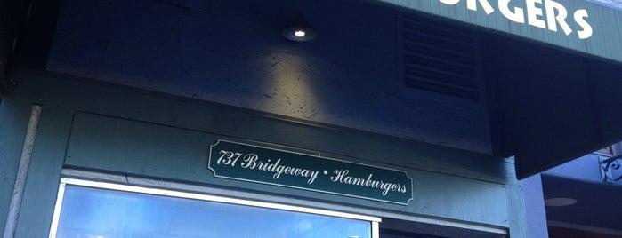Hamburgers is one of California 2014.
