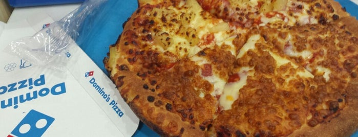 Domino's Pizza is one of Restaurant TOP LIST.