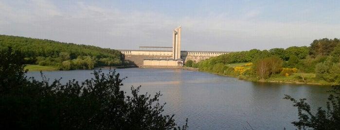 Barrage de la Plate Taille is one of Extérieur.