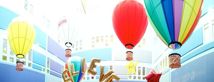 Children's National Medical Center | Sheikh Zayed Campus for Advanced Pediatric Medicine is one of traveling.