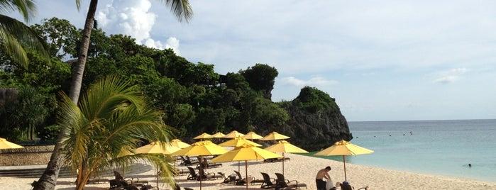 Banyugan Beach, Shangri-la's Boracay Resort & Spa is one of Boracay.