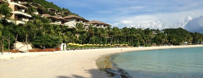 Punta Bunga Beach is one of Boracay.