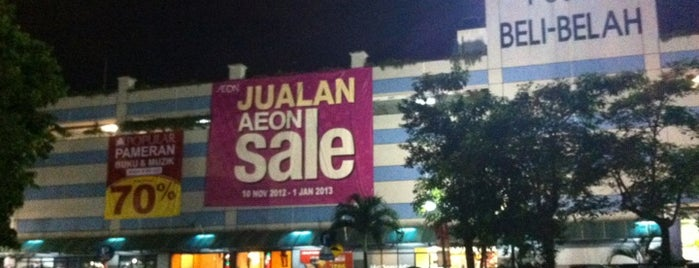 AEON Bukit Raja Shopping Centre is one of Top picks for Department Stores.