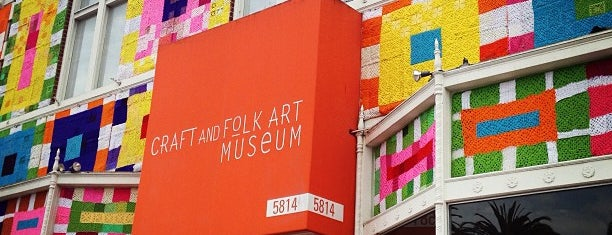 Craft & Folk Art Museum is one of Museum Season - See Any of 29 Museums, Save $477+!.