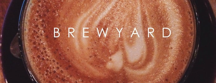 Brewyard Coffee is one of Coffee places.
