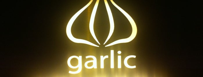 Garlic is one of Enjoy Shanghai.