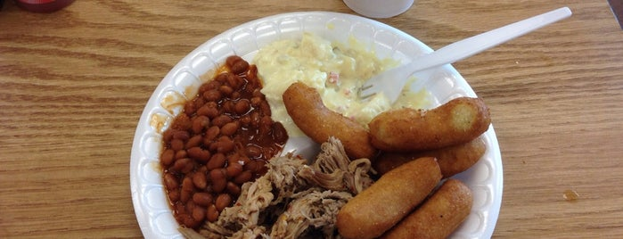 Smithfield's Chicken 'N Bar-B-Q is one of My Favorite Places To Eat.