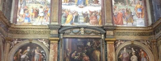 Chiesa di San Maurizio al Monastero Maggiore is one of consigli che meritano..