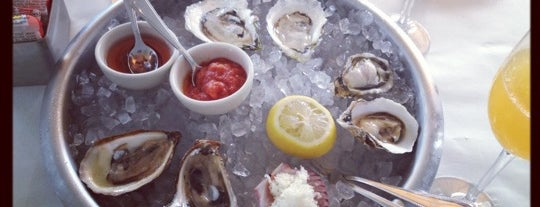 Clark's Oyster Bar is one of Austin.