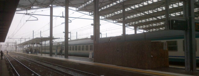 Stazione Parma is one of Mia Italia |Toscana, Emilia-Romagna|.