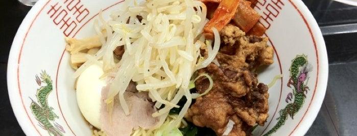 らーめん亭 is one of 兎に角ラーメン食べる.