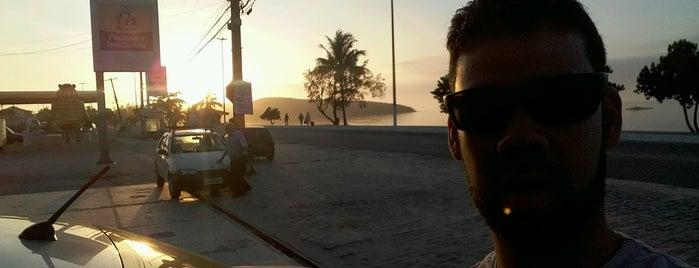 Praia de Araruama - Coqueiral is one of Região dos Lagos.