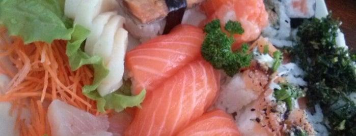 Sakae Sushi is one of No Visa, vale?.