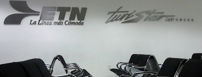 Sala De Espera ETN is one of Taquillas ETN.